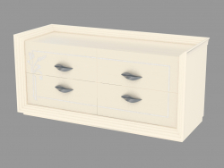 Chest of drawers CLTODZF