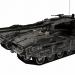 3 डी मॉडल EFGF M61A5 - पूर्वावलोकन