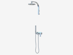 Ensemble de douche caché One (112550)