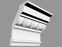Cornice C302 (12.8 x 8.5 cm)