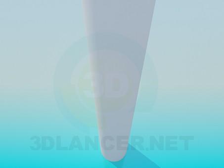 3d модель Колонна – превью