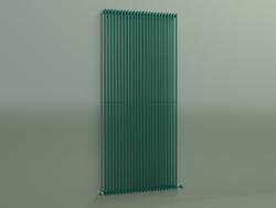 Radiator vertical ARPA 1 (1820 24EL, opal green RAL 6026)
