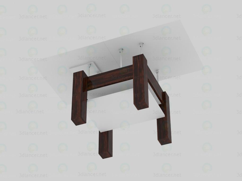 modello 3D di Caffè Alice trasformatore da tavolo b1 comprare - rendering