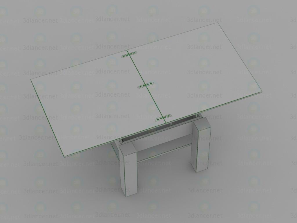 3d Alice, coffee table-transformer B1 model buy - render