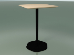 Table carrée Hexagon (421-359, 70x70 cm)