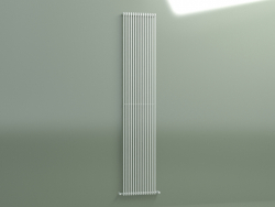 Radiator vertical ARPA 1 (2520 14EL, white RAL 9016)