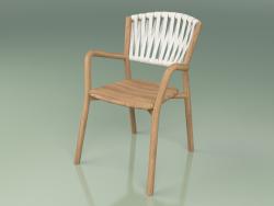 Chair 161 (Teak, Belt Clay)