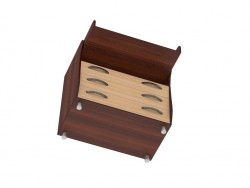 341893 type 4-B2, Dresser with changing table