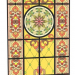 3d Stained glass model buy - render