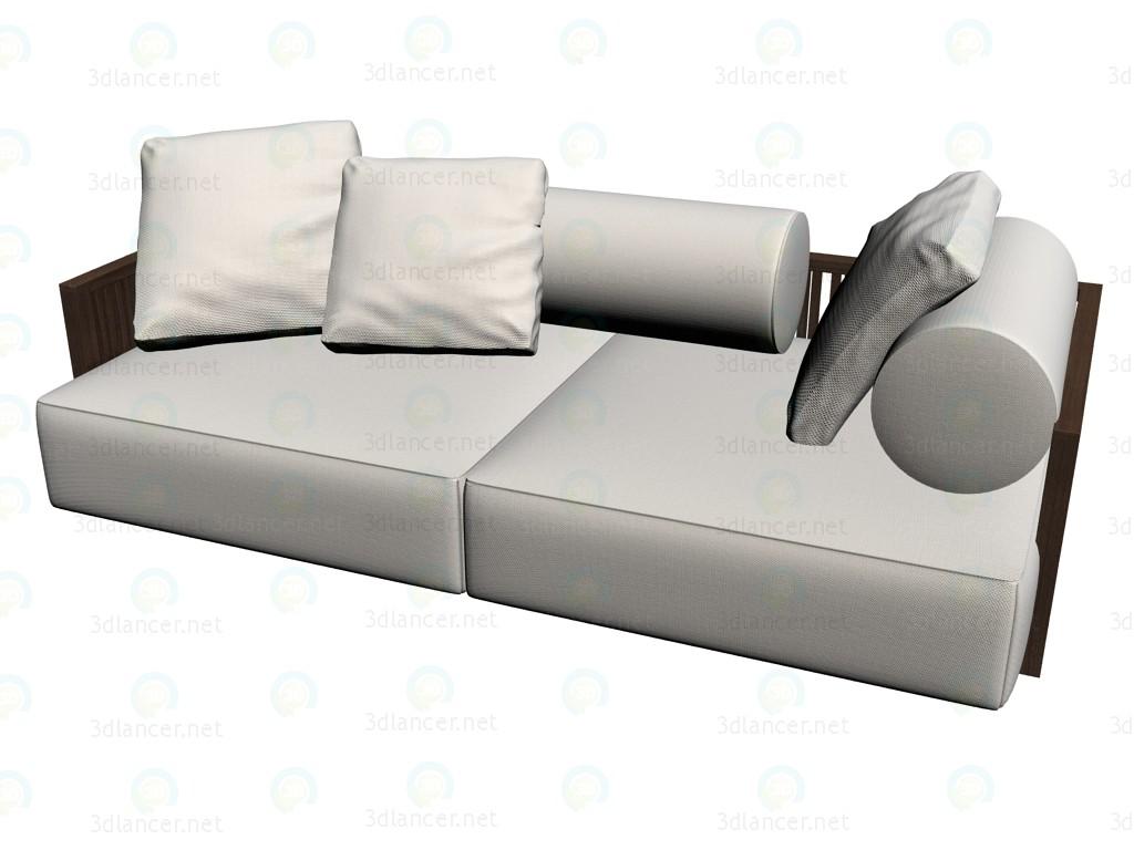 3d model Sofa 2860 - preview