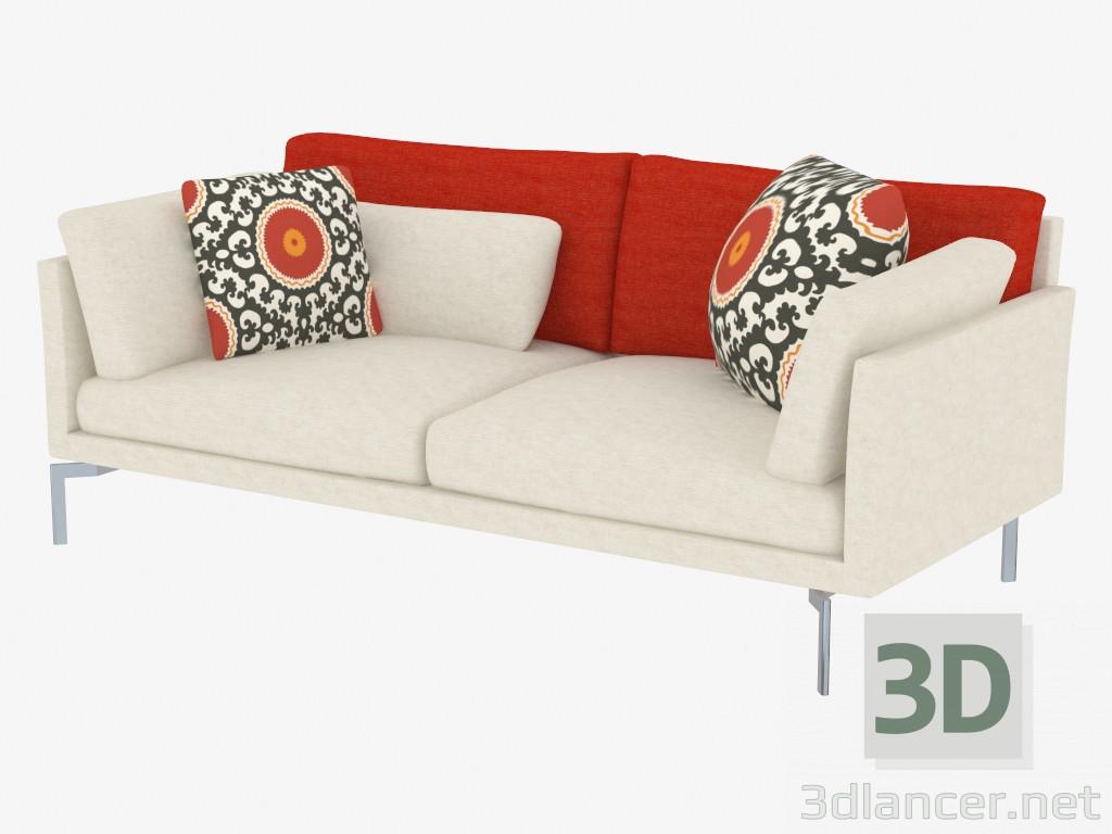 Modelo 3d sof cama matrimonial del fabricante moroso miss for Sofa cama matrimonial