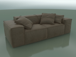 Sofa triple Melia (2610 x 1100 x 760, 261ME-110)