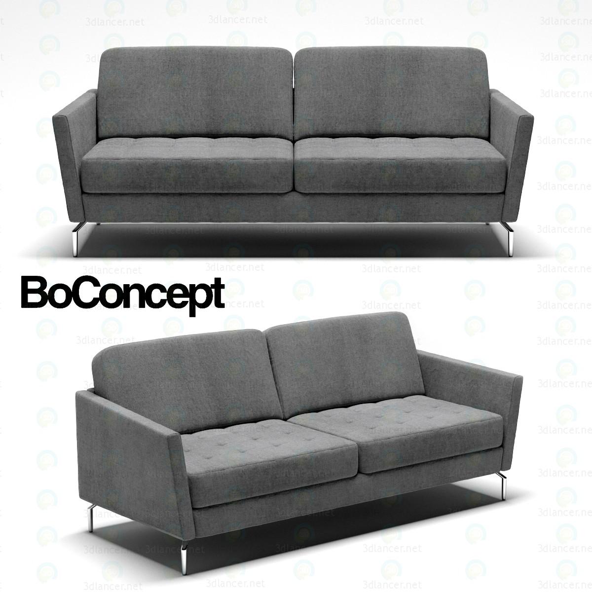 3d модель Boho concept – превью