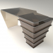 3d Desktop Sttratos roche bobois paris by hudviak model buy - render