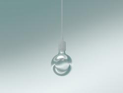 Pendant lamp E27 (Light Gray)