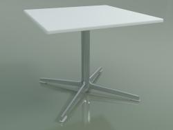 Square table 0972 (H 50 - 60x60 cm, M02, LU1)