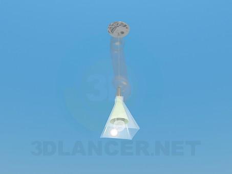3d model Pendant lamp - preview