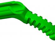 Iwata airbrush handle