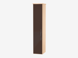 Modular one-door cabinet 2 (48х235,9х62)
