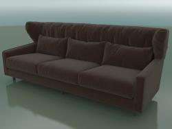 Sofa triple Milton (2390 x 1040 x 940, 239MI-104)