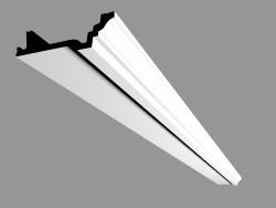Cornija C305 (200 x 4,7 x 15,5 cm)