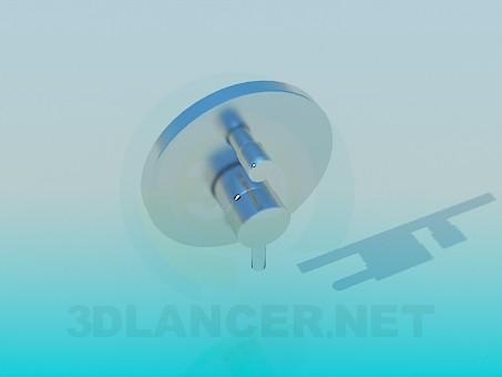 3d modeling Mixer tap model free download