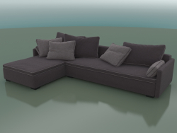 Corner sofa Sani (3120 x 1030 x 580, 312SA-200-CL)