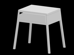 Table de chevet Selje Ikea