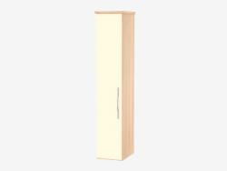 Modular one-door cabinet 4 (48х235,9х62)