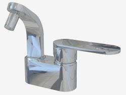 Однорычажный смеситель для биде One (114070-F)