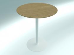 Table moderne, réglable en hauteur RONDÒ (90 D90 Н106)