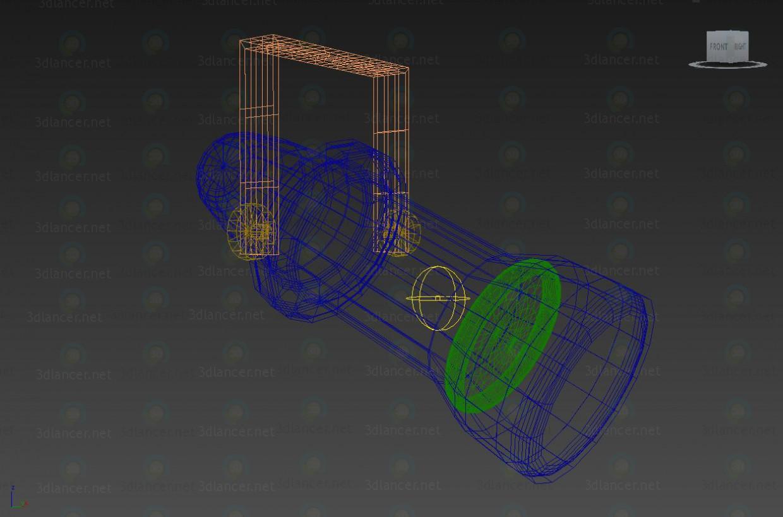 3d модель Elipsoidal – превью