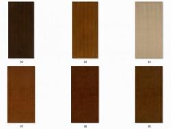 Panneaux de bois tekstury.