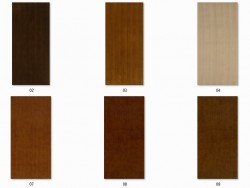 Paneles de madera de Tekstury.