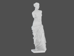 Scultura in marmo Venus de Milo
