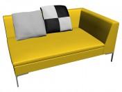 Canapé modulaire CHL158D