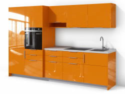 Hi Tech Modern Kitchen