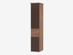 Modular single-door cabinet 5 (48х235,9х62)