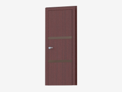 Porta Interroom (30,30 bronza)