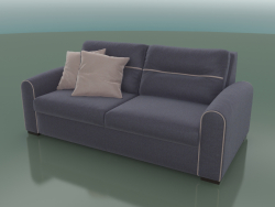 Double sofa Sky with folding sleep mechanism (1900 x 1100 x 890, 190SK-110-AA)