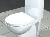 शौचालय ROCA विक्टोरिया nord (विक्टोरिया Nord)