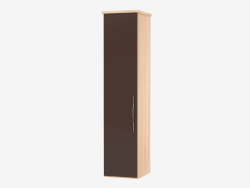 मॉड्यूलर कैबिनेट एकल दरवाजा 2 (55,4h235,9h62)