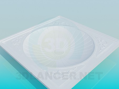 3d model Dome - preview
