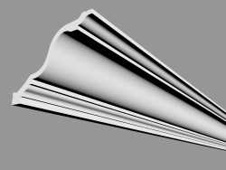 Cornice C334 (200 x 15 x 19.6 cm)