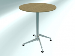 Table pliante SELTZ basic (D60 H72 non pliée)