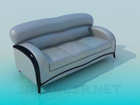 3d modeling Sofa soft model free download