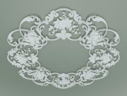 Socle en plâtre préfabriqué PA012