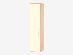 Modular single-door cabinet 4 (55,4х235,9х62)