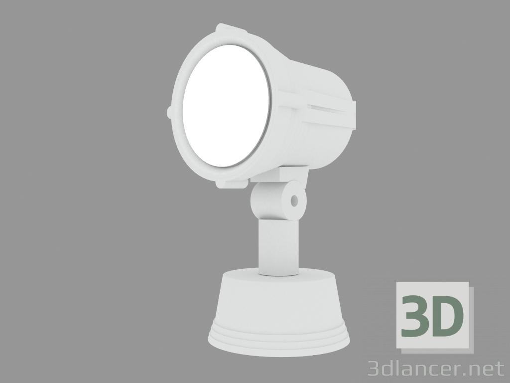 3 डी मॉडल सर्चलाइट टेक्नो स्पॉट (S3517 70W HIT 10) - पूर्वावलोकन