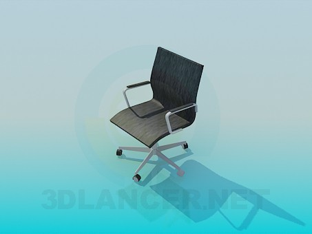 3d modeling Chair for the office model free download